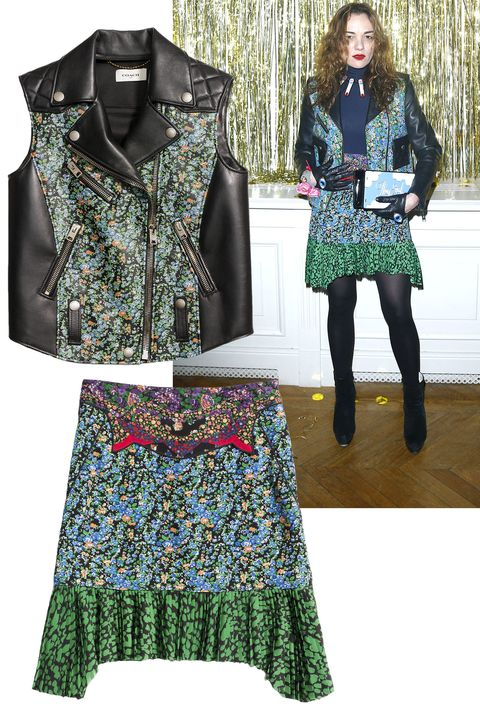 Green, Blue, Sleeve, Collar, Pattern, Textile, Outerwear, Style, Teal, Fashion,