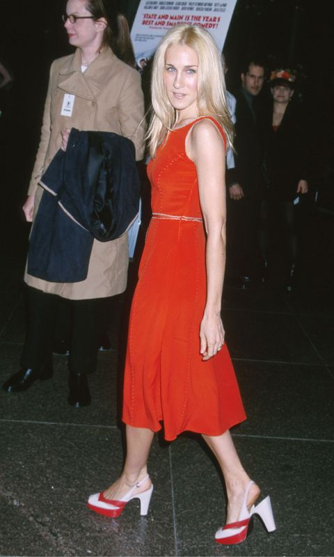 <p>#PullingOff a pretty risky early-aughts look.</p>