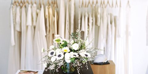 Inside the Cool Girl's Bridal Boutique