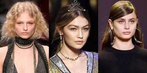 Hair, Head, Nose, Lip, Hairstyle, Eye, Chin, Eyebrow, Fashion accessory, Eyelash,
