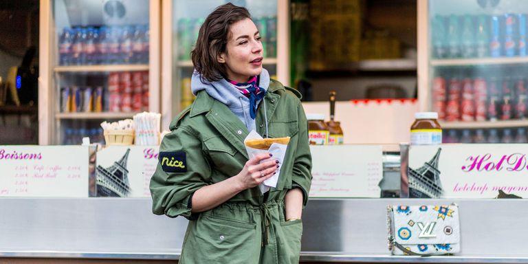 Eat Chic: Paris Street Style