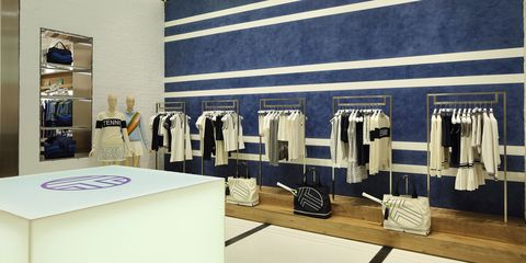 20009413b76f Tory Sport Opens First Store-Tory Burch Sportwear Line Opens in New York
