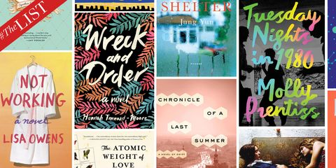 #TheLIST: Spring's Hottest Breakout Novels