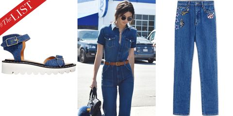 #TheLIST: The Best Spring Denim In Our Store