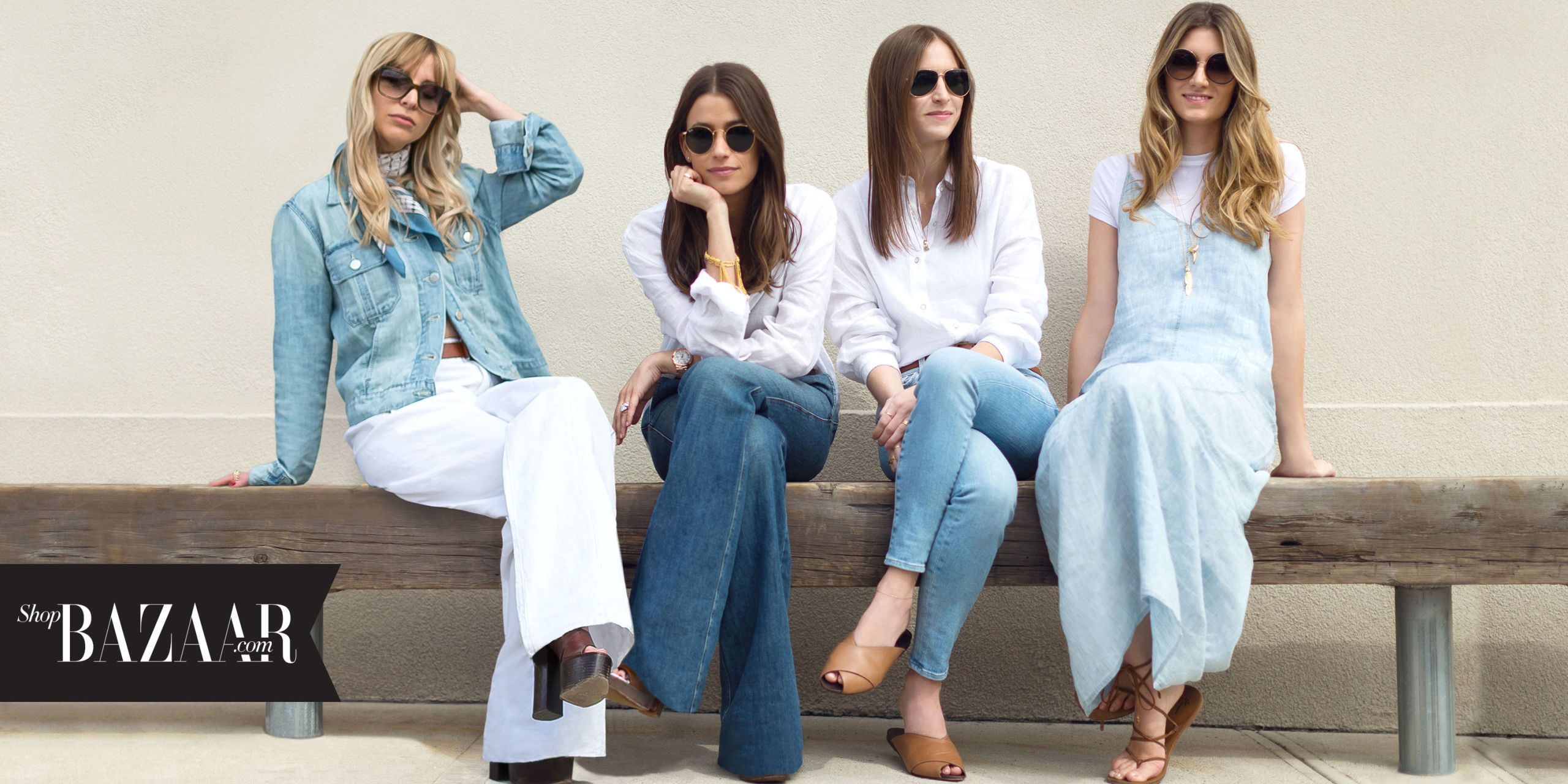 Master The Ease Of Warm-Weather Style With J Brand