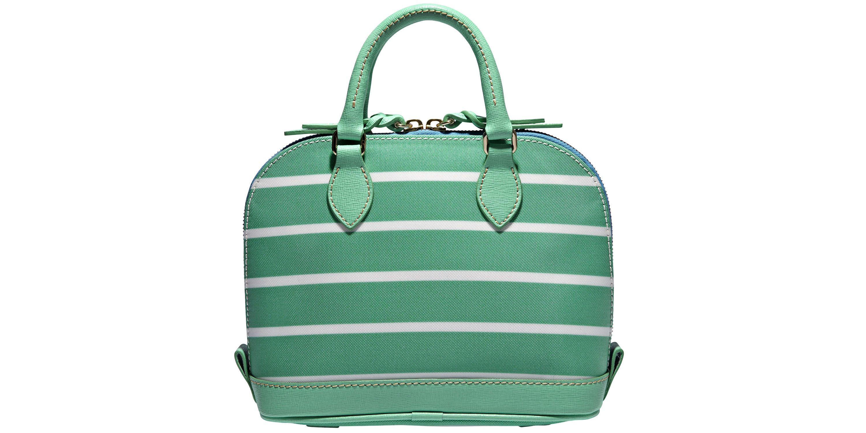 "<p><strong>Dooney& Bourke </strong>bag, $178, <a href=""http://dooney.com"" target=""_blank"">dooney.com</a>. </p>"