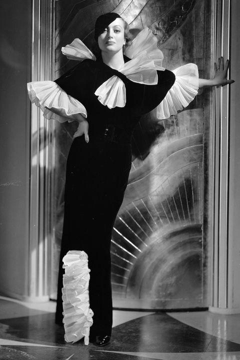 Joan Crawford 1930s Fashion
