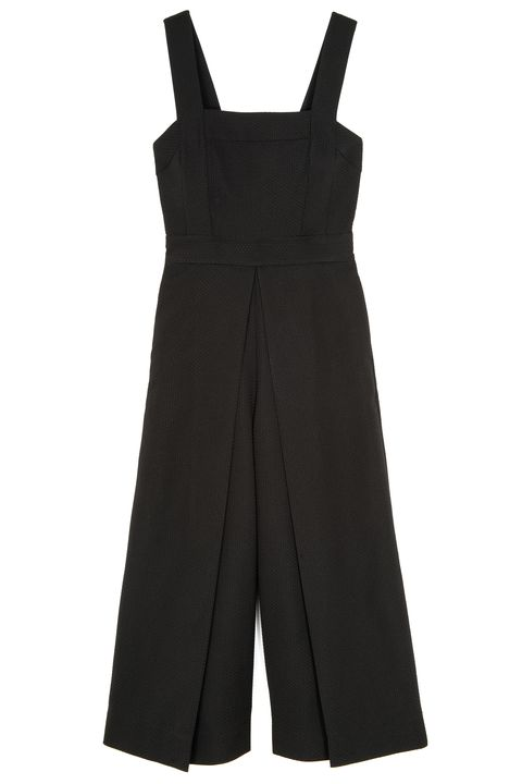 """<p><strong>KENDALL + KYLIE</strong> jumpsuit, <a href=""""http://www.neimanmarcus.com/Kendall-Kylie/Womens-Clothing/cat57940749_cat000019_cat000009/c.cat"""" target=""""_blank"""">neimanmarcus.com</a>.</p>"""