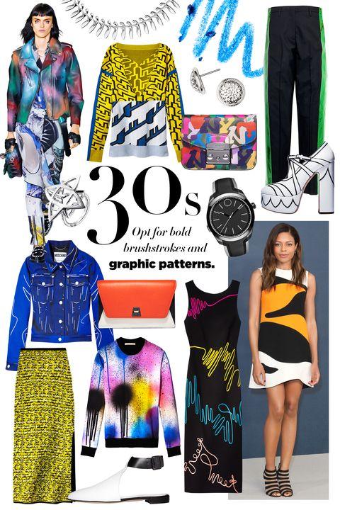 Blue, Sleeve, Pattern, Style, Dress, Electric blue, Fashion, Street fashion, Fashion illustration, Knee,
