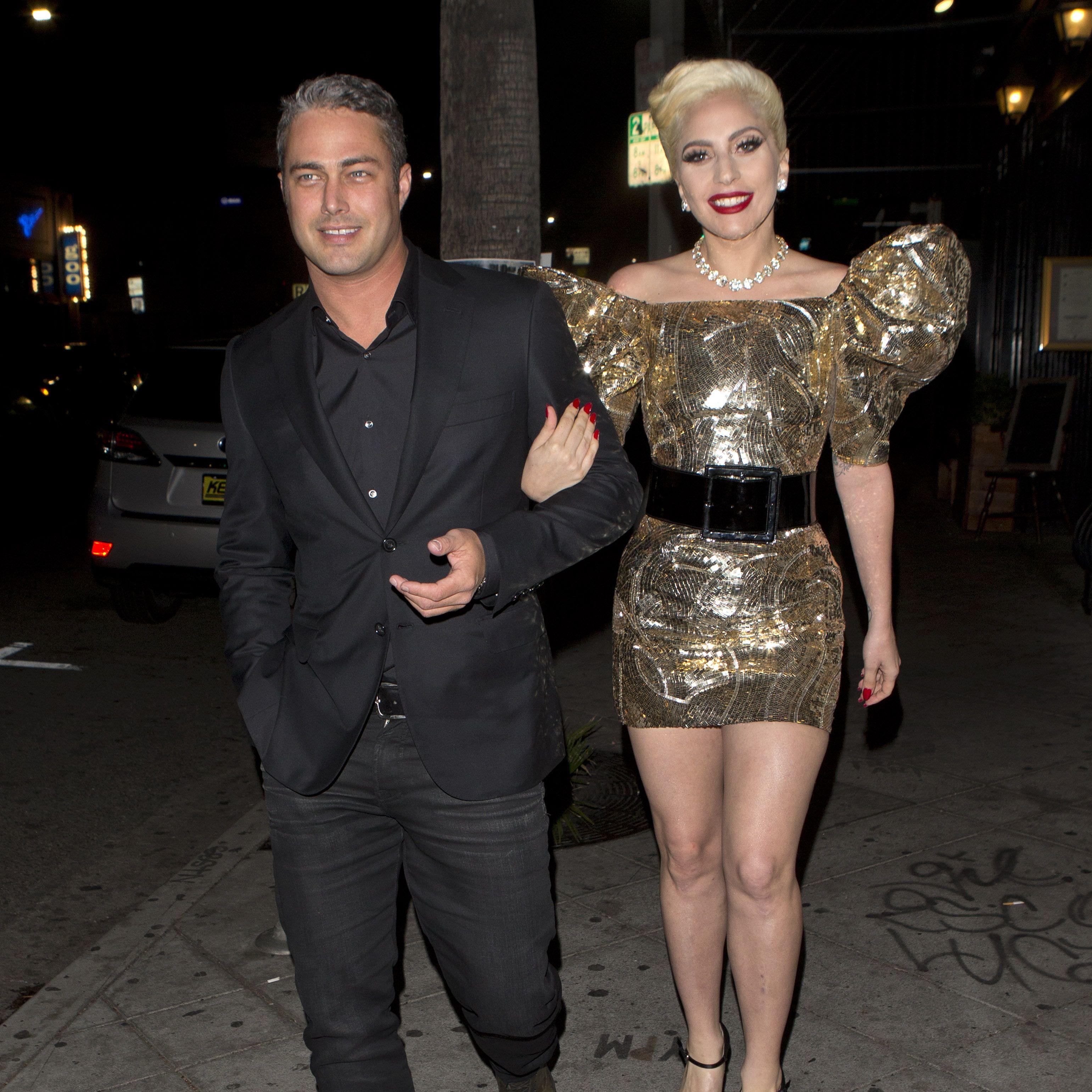 Lady Gaga's 30th birthday party