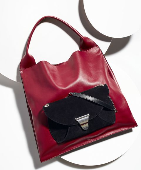 <p><strong>Céline</strong> bag, price upon request, 212-535-3703.</p>