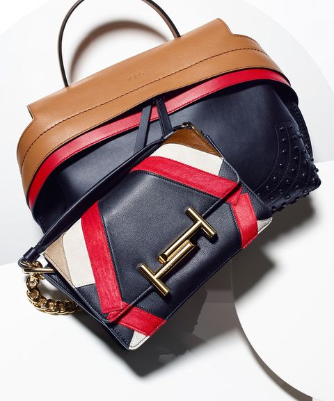 <p><strong>Tod's</strong> bag, $2,165-$2,425, 212-644-5945.</p>