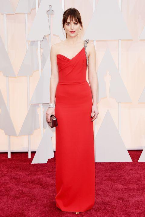 The Best Saint Laurent Looks on the Red Carpet