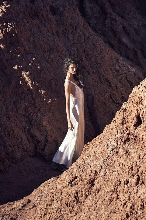 <p><strong>Calvin Klein Collection</strong> dress, $2,595, 212-292-9000. </p>