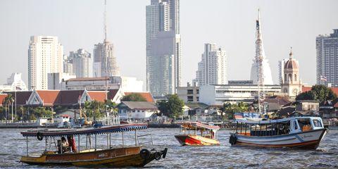 Just Back From...Bangkok