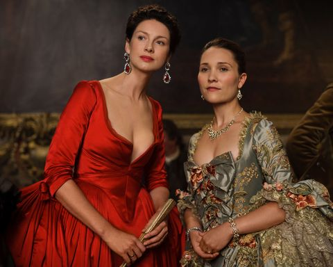 Outlander Costume Designer Terry Dresbach Talks About Season 2 S French Style