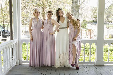 Marnie's wedding on Girls