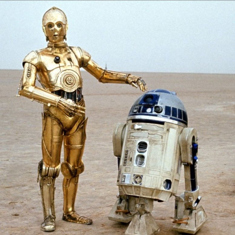 "<p>Although they played (robot) friends R2-D2 and C-3PO onscreen, Baker and Daniels couldn't have been less so. The feud <a href=""http://www.telegraph.co.uk/film/star-wars-the-force-awakens/c3po-actor-r2d2-feud/"" target=""_blank"">apparently started</a> when Baker attempted to say hello to Daniels one morning early in filming, and Daniels turned his back on him, stating 'Can't you see I'm having a conversation?' This struck a chord with Baker: """"It was the rudest thing anyone had ever done to me. I was furious. It was unbelievable."" This early scuffle set the tone for the rest of their filming relationship, Baker later saying in 2006: ""We were both in our droids&#x3B; there was no interconnection at all. We couldn't hear or see each other."" And it seems they were both fine with that. </p>"