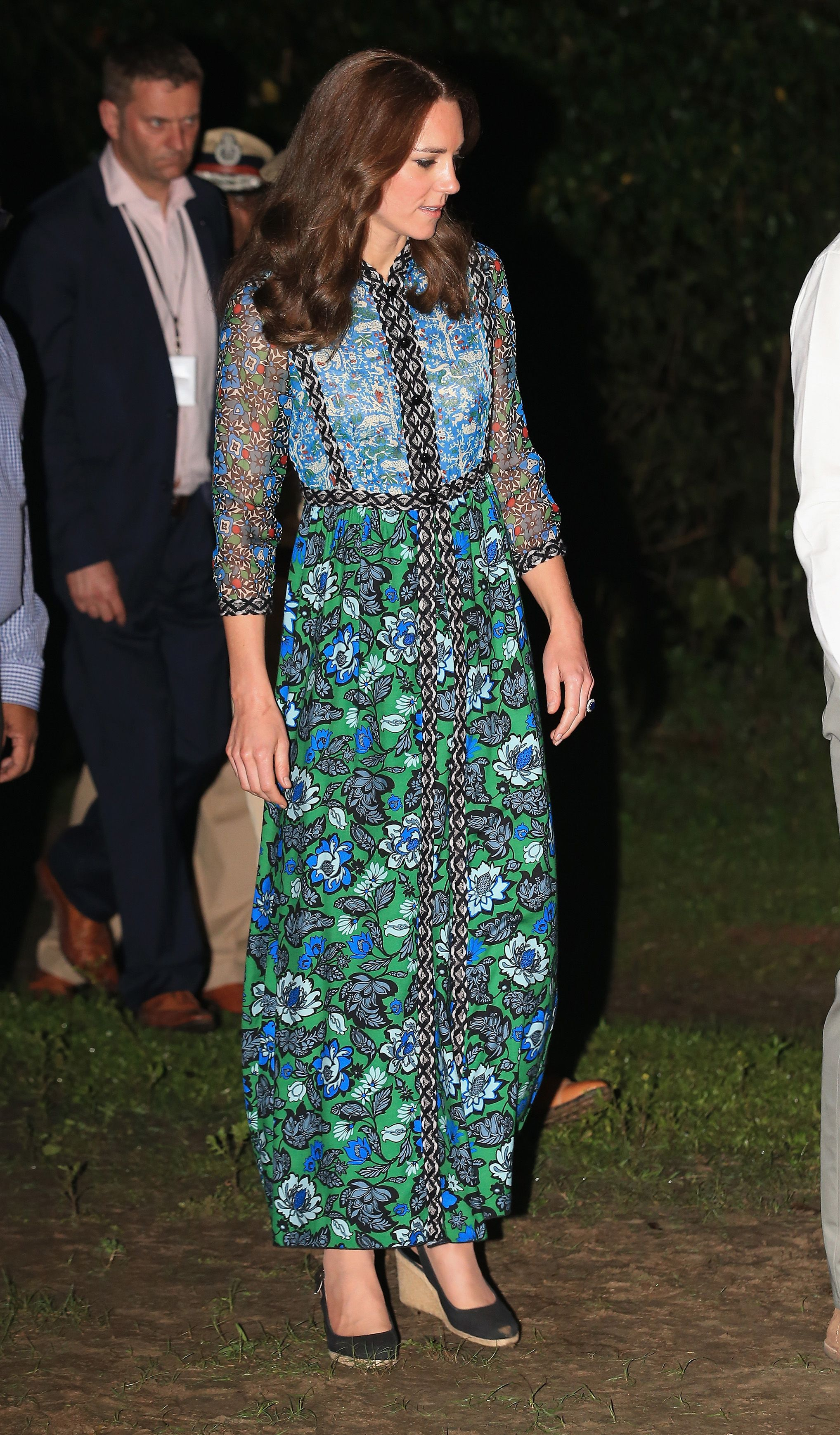 Kate Middleton\'s Outfits From Her Visit to India and Bhutan ...