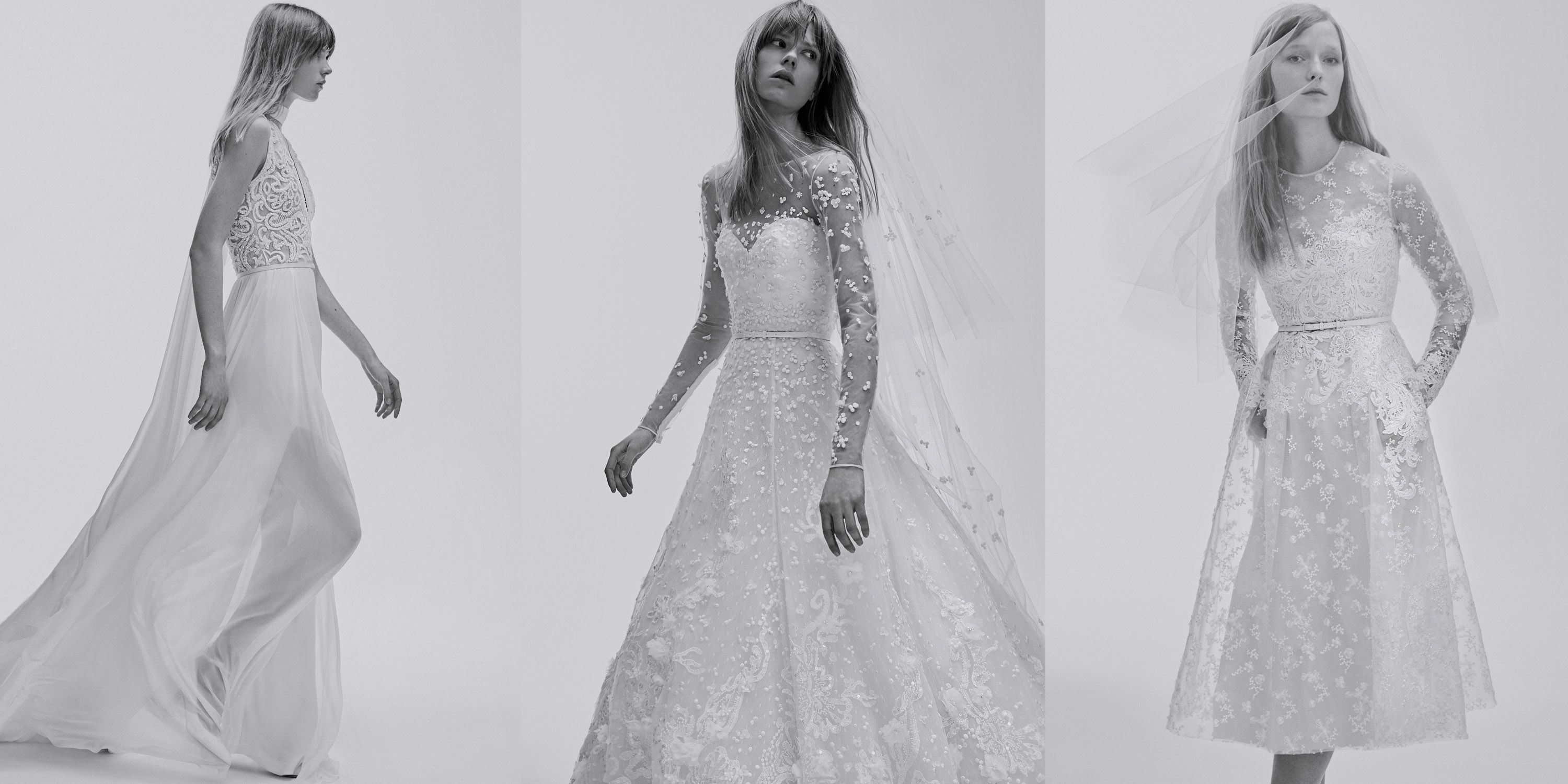 27 Elie Saab Spring 2017 Wedding Dresses - See Entire Elie Saab ...