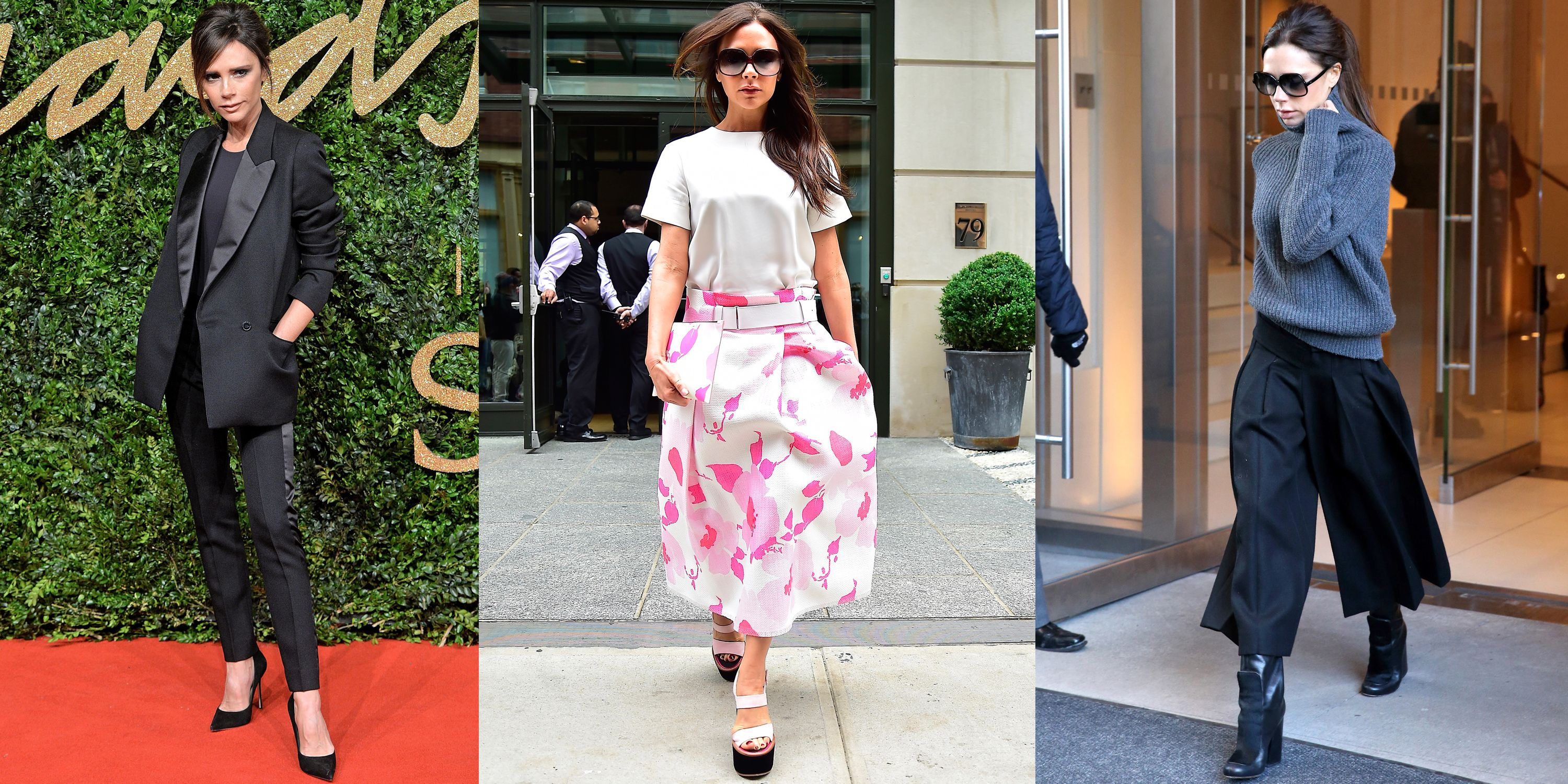 11489962d81 75 Victoria Beckham Looks - Pictures of Victoria Beckham s Style for ...