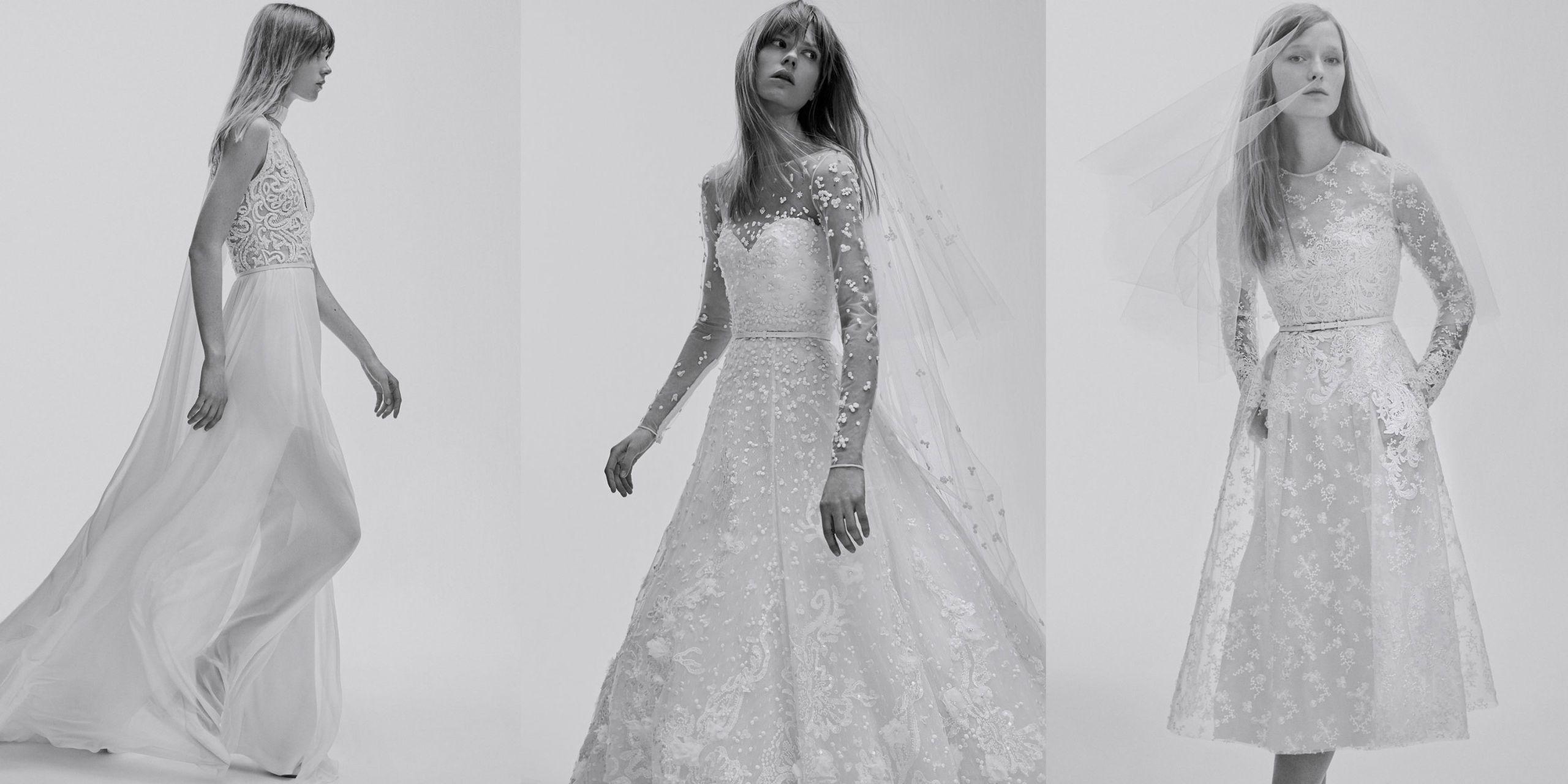 27 Elie Saab Spring 2017 Wedding Dresses , See Entire Elie