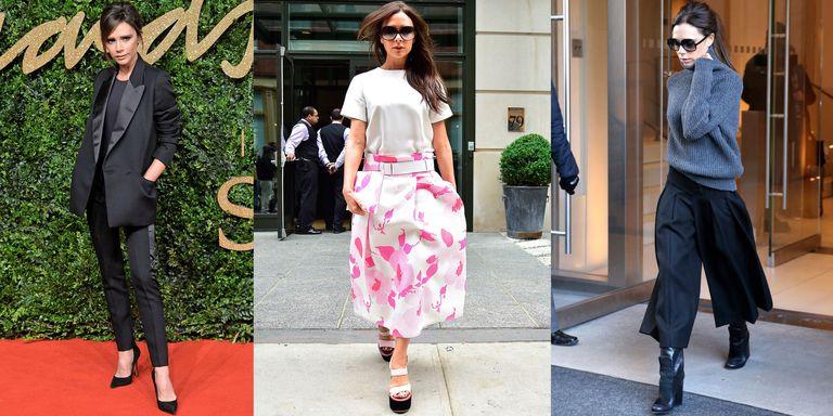 Victoria Beckham's Best Looks