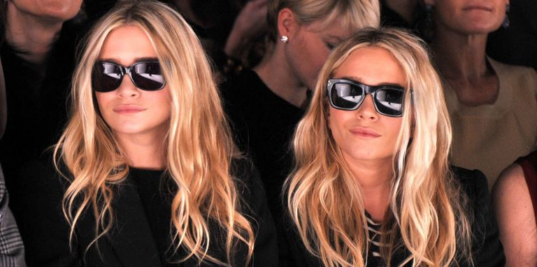 Mary-Kate and Ashley Olsen Just Posted Their First Selfie