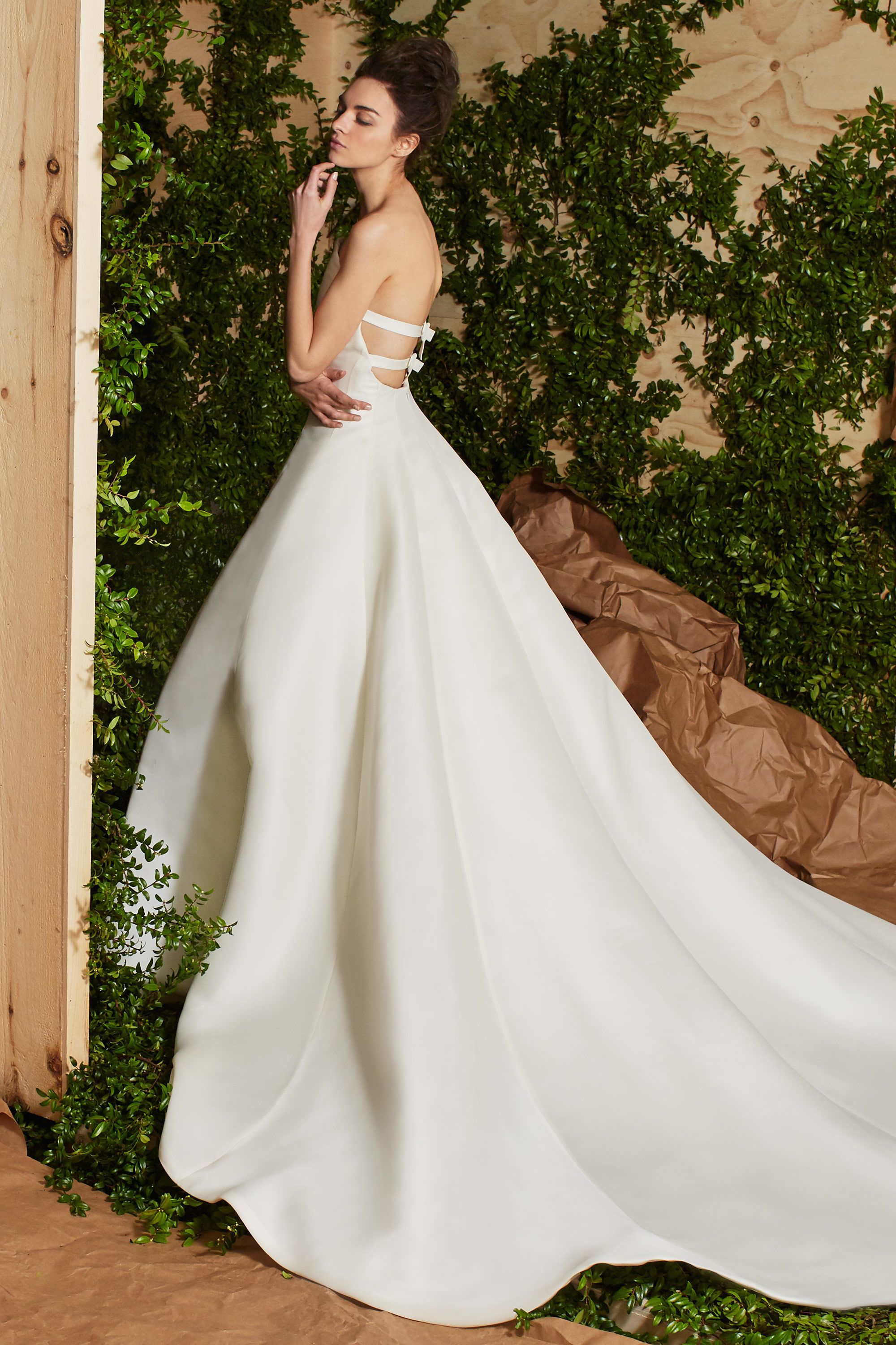 wedding dress trends spring wedding dresses