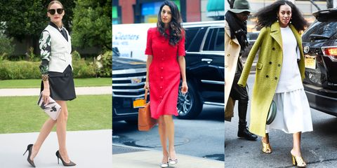 "<p>Olivia Palermo, Amal Clooney and Solange Knowles<span class=""redactor-invisible-space""></span> are the pinups for channelling #GirlBoss with a dash of personality. An unexpected layer or pop of color can be appropriate and standout at the same time. Talk about multitasking... </p>"