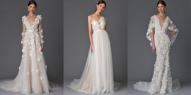 16 Marchesa Spring 2017 Wedding Dresses See Entire Marchesa