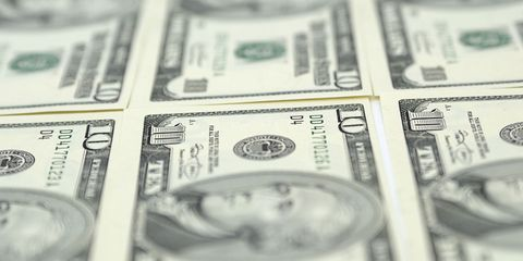 Money, Banknote, Cash, Currency, Paper, Paper product, Money handling, Dollar, Saving, Collection,