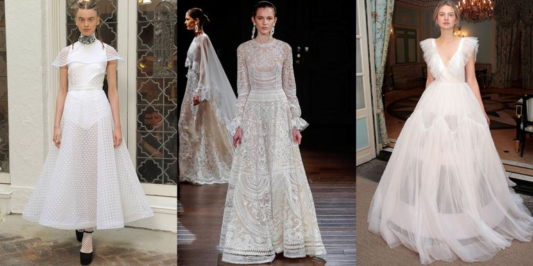 See What Top Designers Have In For The Next Wave Of Brides To Be
