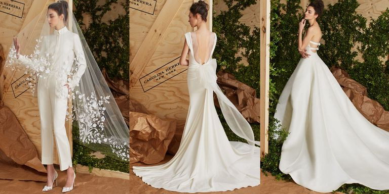 The Spring 2017 Bridal Collections From New York To Barcelona London Milan Are Sure Provide Ample Sources Of Ping Inspiration Loads Lacework