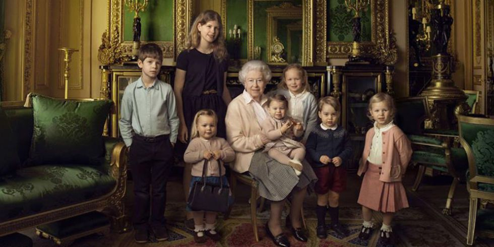 3 New Portraits of Queen Elizabeth Released for Her 90th Birthday