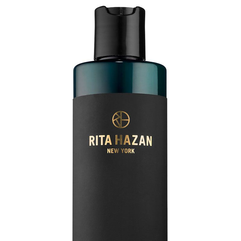 """<p><em>Celebrity colorist and owner of <a href=""""http://ritahazan.com/"""" target=""""_blank"""">Rita Hazan Salon</a> in NYC</em></p><p>""""I can't live without  <a href=""""http://www.sephora.com/true-color-shampoo-P405580"""" target=""""_blank"""">Rita Hazan True Color Shampoo</a> ($26). It's the perfect shampoo for color treated hair that cleanses and hydrates. It's not heavy at all, and leaves your hair is super shiny and smooth.""""</p><p><span></span></p>"""