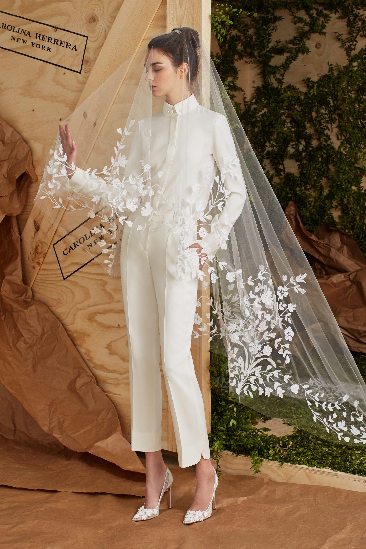 15 Carolina Herrera Spring 2017 Wedding Dresses - See Entire ...