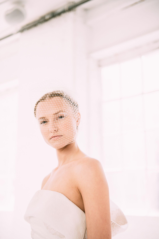 Wedding Hair and Makeup Inspiration From Spring 2017 Bridal Fashion Week