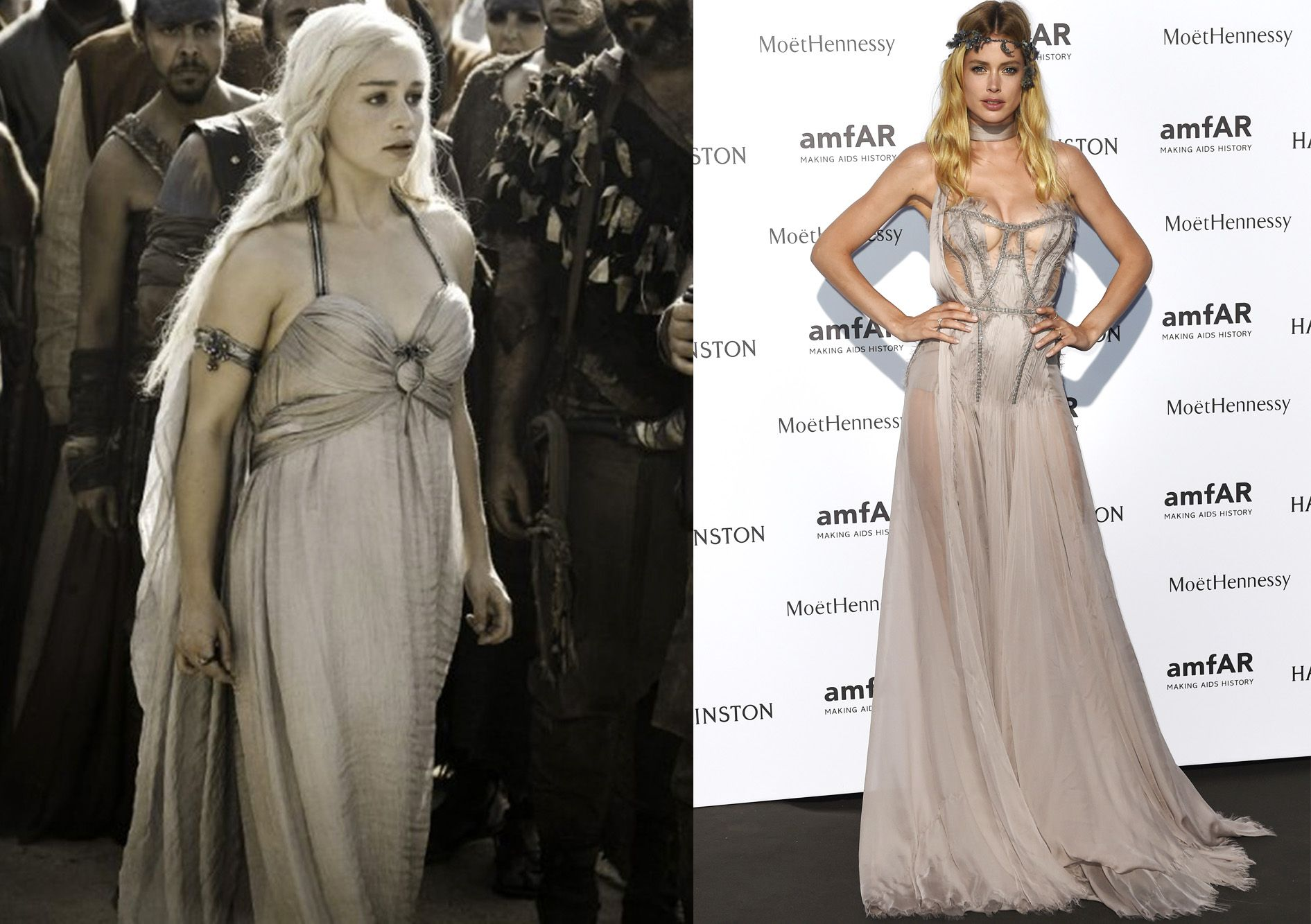 13 Game Of Thrones Inspired Looks On The Red Carpet 13 Times