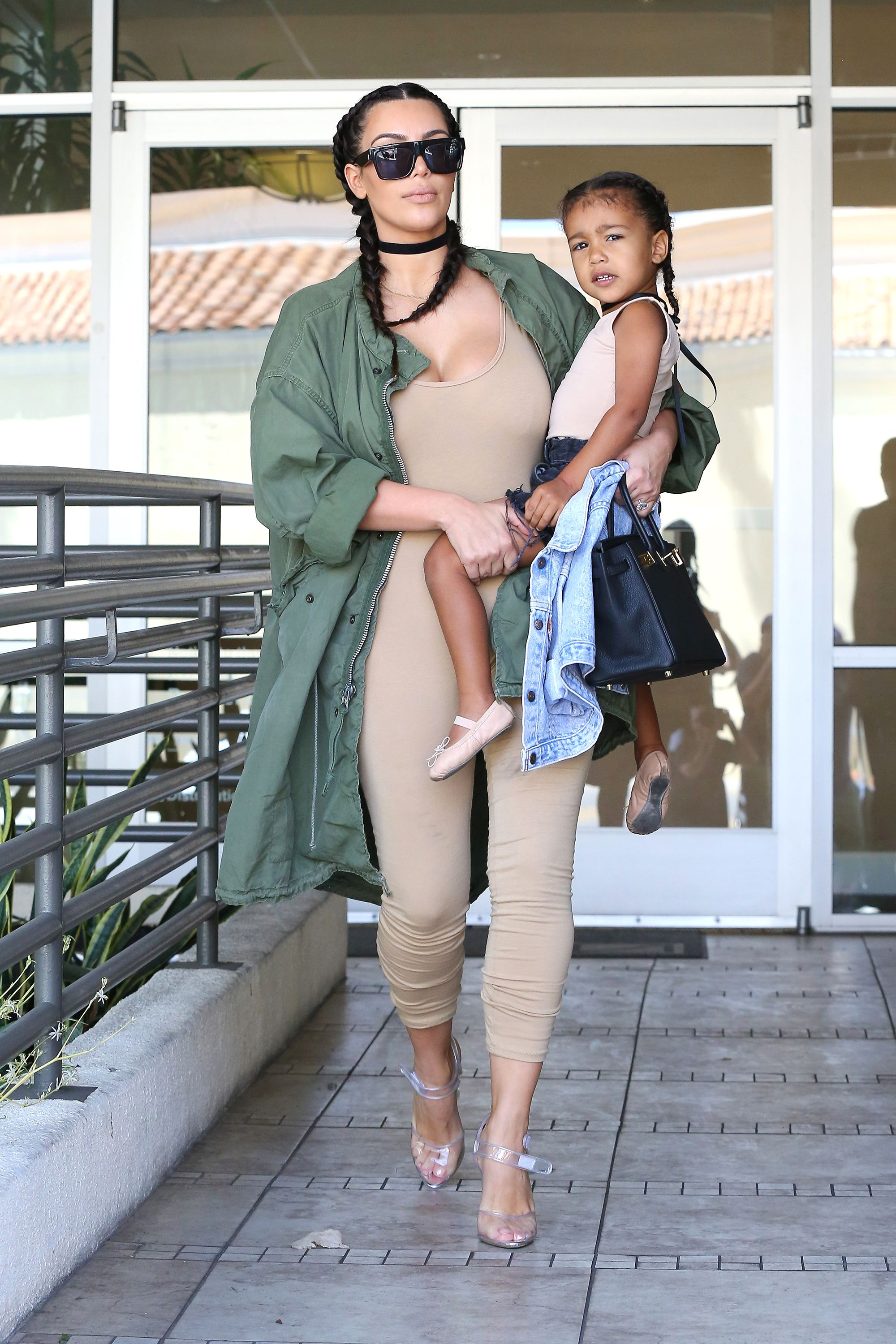 236d7227be North West Cutest Outfits - Pictures of North West s Best Fashion Looks