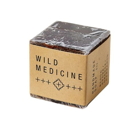 "<p>This all-natural, vegan bar is embedded with tiny crystals for a healing, wash-away-your-sins experience every time you shower. </p><p><em>Wild Medicine Bar Soap in Bloodstone, $22, <a href=""http://www.urbanoutfitters.com/urban/catalog/productdetail.jsp?id=39100318&category=B-NEW-BATH"" target=""_blank"">urbanoutfitters.com</a>.</em></p>"