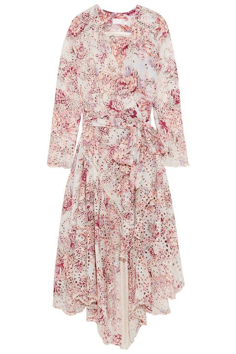 "<p>Get a similar idea in this breezy Zimmermann wrap dress that goes from the music festival fields to the beach and brunch without skipping a beat.</p><p><em>Zimmermann dress, $895, <a href=""http://zimmermann.com"" target=""_blank"">zimmermann.com</a></em><em>.</em></p>"