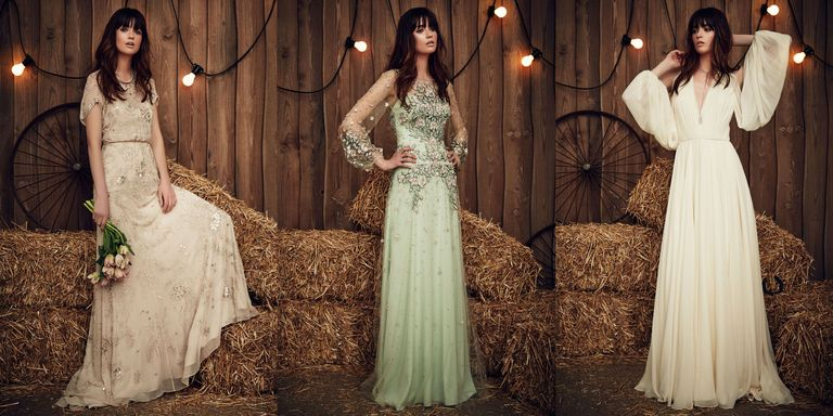 Jenny packham bridal 2017 collection see jenny packhams bridal jenny packham the spring 2017 bridal junglespirit Image collections