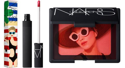 "<p><em>NARS Lip Cover in <a href=""http://www.narscosmetics.com/USA/members-only-lip-cover/0607845056836.html"" target=""_blank"">Members Only</a>, $28, and Limited Edition Blush in Orgasm, $29, available May 2016 on <a href=""http://www.narscosmetics.com/on/demandware.store/Sites-US-Site/default/Home-Show"" target=""_blank"">narscosmetics.com</a>.</em></p>"