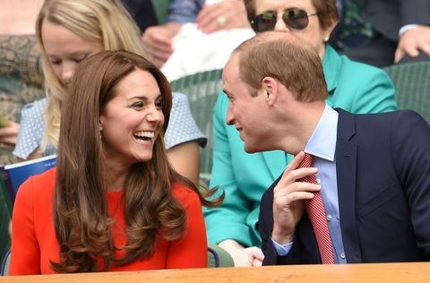 "<p>Yes, they have <a href=""http://www.goodhousekeeping.com/life/entertainment/a38036/inside-will-kate-kensington-palace-apartment/"" target=""_blank"">an apartment</a> in <a href=""http://www.goodhousekeeping.com/life/entertainment/a33794/kensington-palace-fun/"" target=""_blank"">Kensington Palace</a>, but they actually hang their hats (and <a href=""http://www.goodhousekeeping.com/beauty/fashion/g2563/history-of-kate-middletons-hats/"" target=""_blank"">fascinators</a>) elsewhere. ""Where they really live is <a href=""http://www.goodhousekeeping.com/life/parenting/news/a32370/will-and-kate-moving-to-country/"" target=""_blank"">a place called Anmer Hall</a>, on the grounds of Sandringham in Norfolk,"" Andersen says. ""It's far to the north of London. That's where they spend 90% of their time, because it's close to his work."" Staying out of the city allows them to shop at the supermarket like normal folks.</p>"