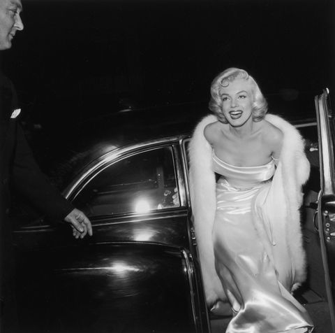 Marilyn Monroe's Fur Shawl