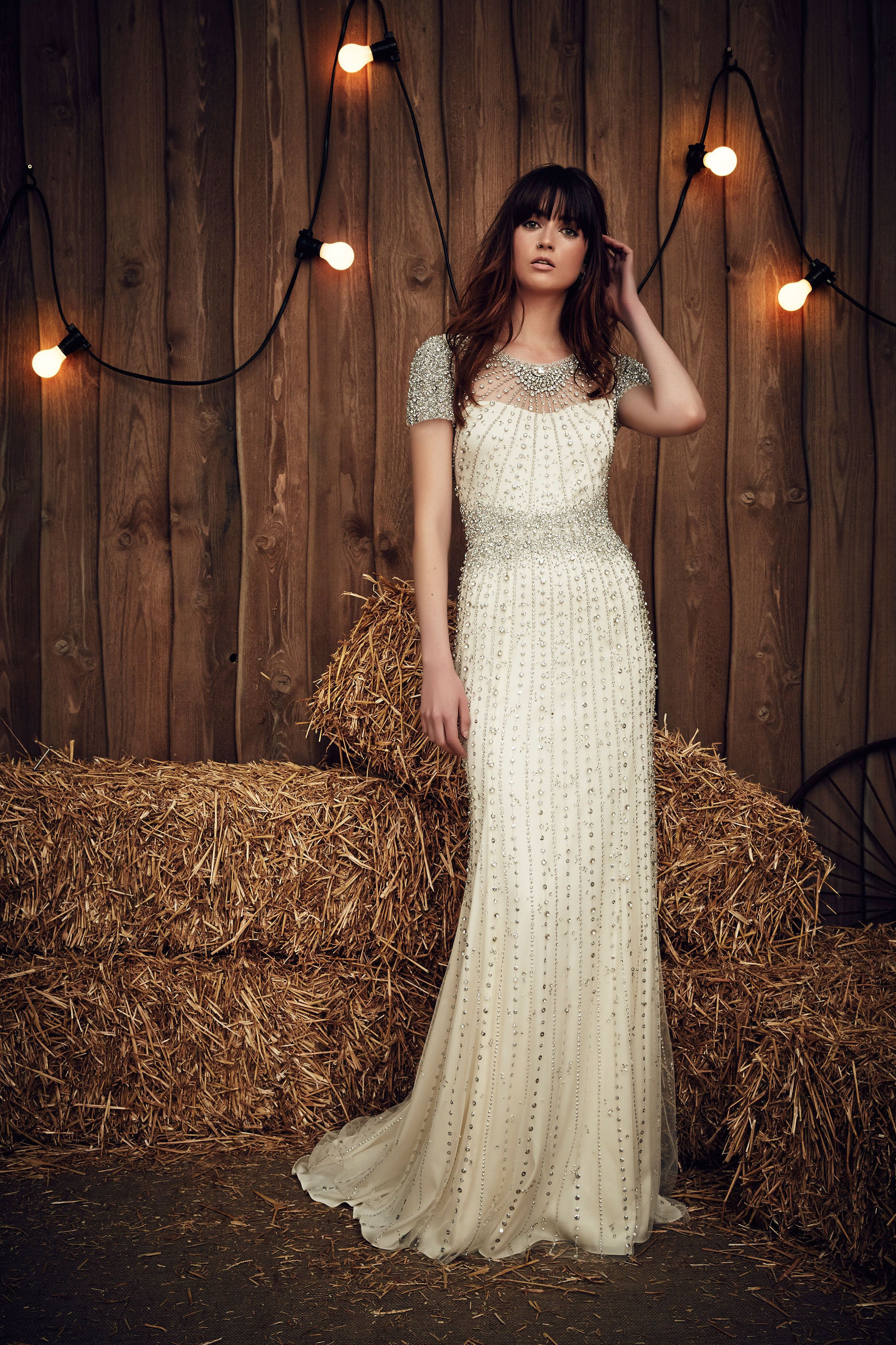 Watch - Packham jenny gorgeous wedding dresses collection video
