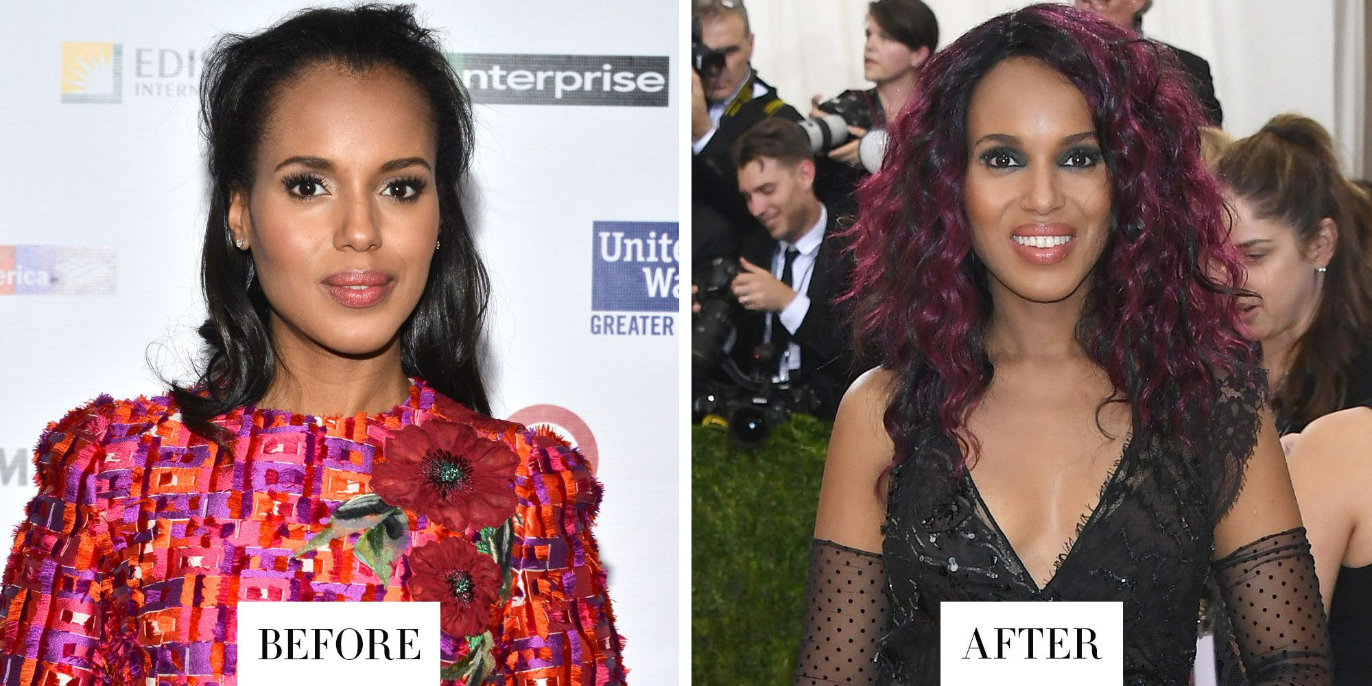 Best celebrity hair transformations 2016 celebrity hairstyles best celebrity hair transformations 2016 celebrity hairstyles cuts and colors pmusecretfo Gallery