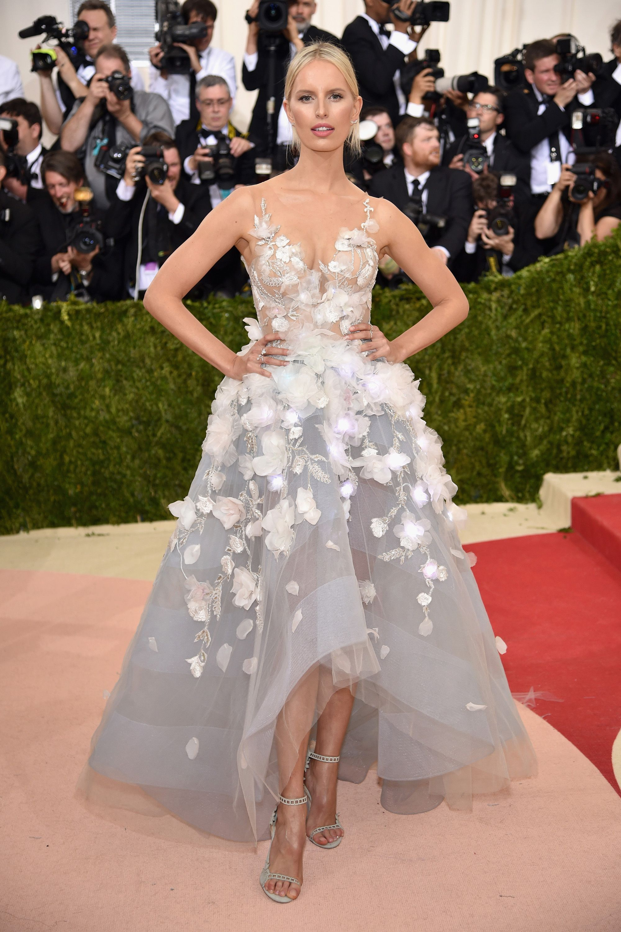 Red Carpet Dresses at Met Gala 2016 - Dresses and Gowns From the ...