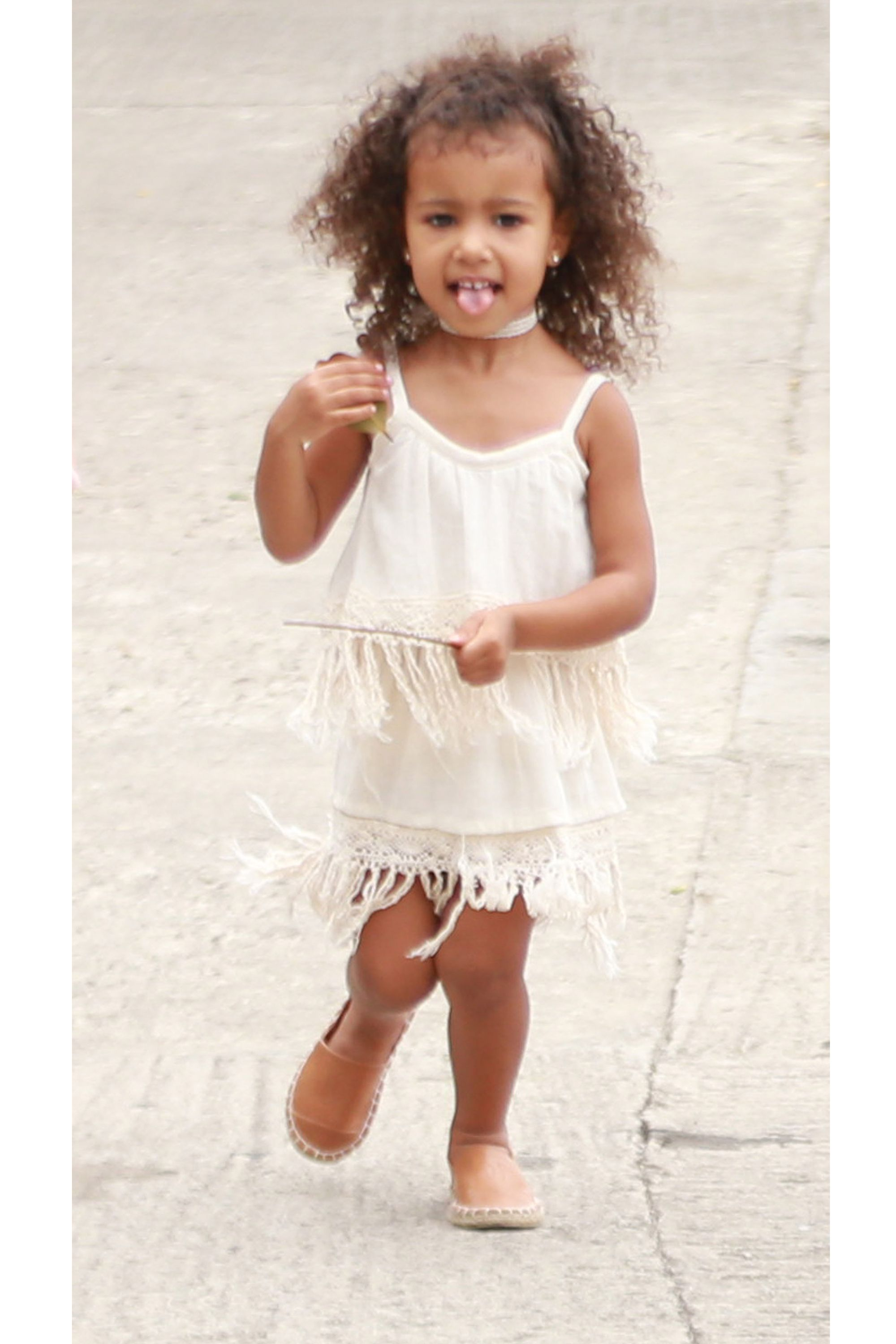bc846ac2b67f7 North West Cutest Outfits - Pictures of North West s Best Fashion Looks